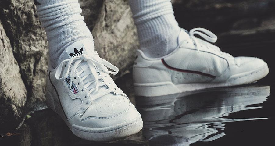 Adidas skor och historian bakom dem