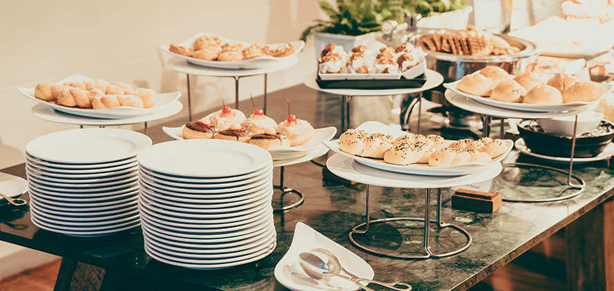 Frågor att ställa innan du bokar cateringföretag i Stockholm
